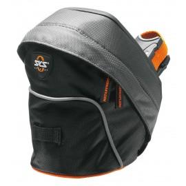 Sks сумка под седло tour bag l, обьём: 1,4 л, крепление быстросьёмное, чёрно-серая