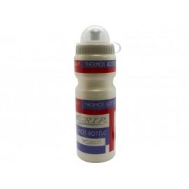 Фляга cwb-600a-er термоc, 400мл, с широким горлышком, с крышкой, красный/фиолетовый