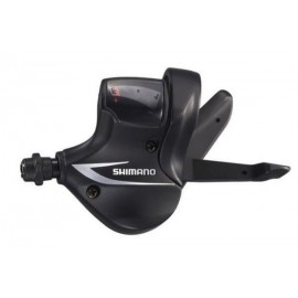 Shimano шифтер sl-m360 acera левый, 3 скорости, трос 1800мм