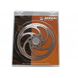 Bengal диск тормозной od-203cgr 160мм, в блистере