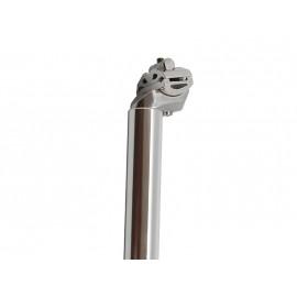 Promax штырь подседельный sp-252 алюм., d:31,6 x l:400мм, смещение 15мм, угол -10* - +20*, 1 болт
