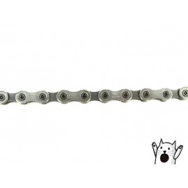 Shimano цепь cn-hg94 deore xt, 10 скоростей, 116 звньев, с пином