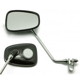 Зеркало cl-0695 с белым катафотом на обратной стороне