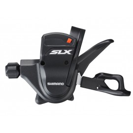 SHIMANO Шифтер SL-M670 SLX левый, 2/3 скорости, трос 1800 мм, без уп.