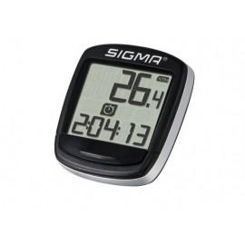 SIGMA Велокомпьютер Baseline 500: скорость, общий километраж, расстояние, время в поездке, часы