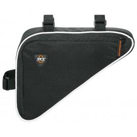 Sks сумка под раму triangle bag, обьём: 1,35 л, крепление с помощью ремешка, чёрная