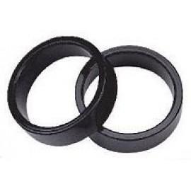 """Mr.control кольцо проставочное 1""""х5мм чёрное"""