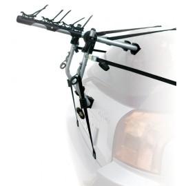 Peruzzo автобагажник на заднюю дверь verona алюм.труба d:30 мм, для 3-х в-дов., фиксация велосипеда: за верхнюю трубу рамы max d: 60 мм, серое защитное покрытие, упак.-карт.короб.