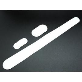Velo защита vlf-006-2, наклейки прозрачные (наклеиваются в местах трения рубашек с рамой)