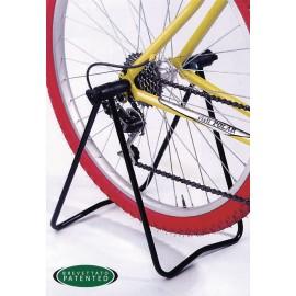Подставка для велосипеда Peruzzo snappy под заднее колесо (ось)