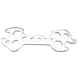 Bike hand yc-1300 ключ семейник 16 размеров сталь