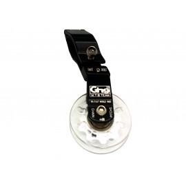 Mr.control успокоитель цепи ch-09 алюминиевый, на раму, один ролик