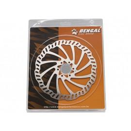 Bengal диск тормозной od-203lgr 160мм, в блистере