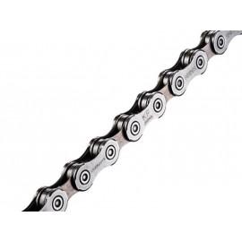Shimano цепь cn-hg75 slx, 10 скоростей, 116 звеньев, с пином