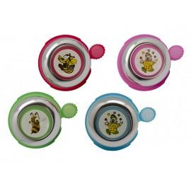 Звонок fy-01a-f-p/p, d:53м. материал: алюм./пластик. цвет: разные цвета.