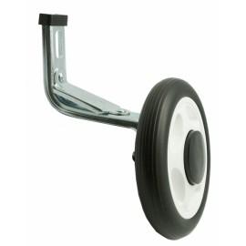"""Колеса sm-540-a приставные, пластик, 5"""" для в-дов 12"""", максимальная нагрузка 50 кг, цвет белый."""