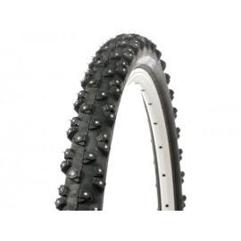 Зимняя шипованная покрышка для велосипеда Nokian Extreme 294 26x2.1 Black