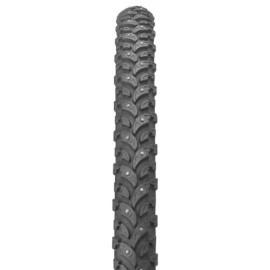 Зимняя шипованная покрышка для велосипеда Nokian Hakkapeliitta W 106 28X 1.75 Black